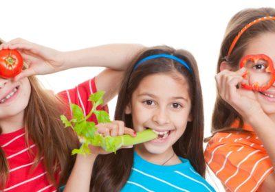errores comunes a la hora de alimentar a los niños