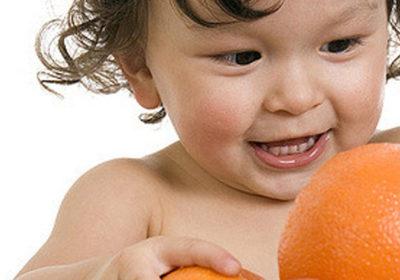 Alimentación vegana niños