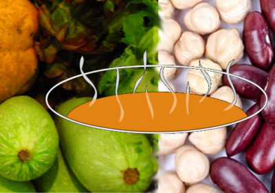 Crema de legumbres y verduras