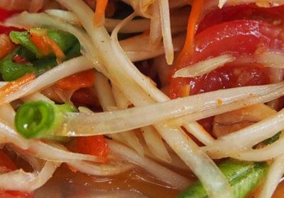 ensalada de verduras y hortalizas