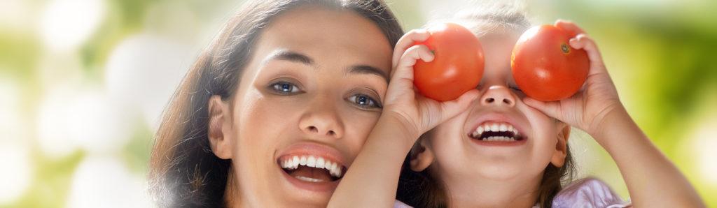 Recomendaciones para una correcta alimentación en la infancia